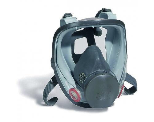 Celoobrazna zaščitna maska serija 6000 3M