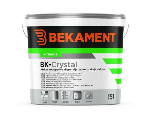 Barva za stene BK - CRYSTAL BEKAMENT