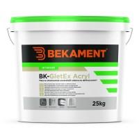 Izravnalna masa BK - GletEx Acryl