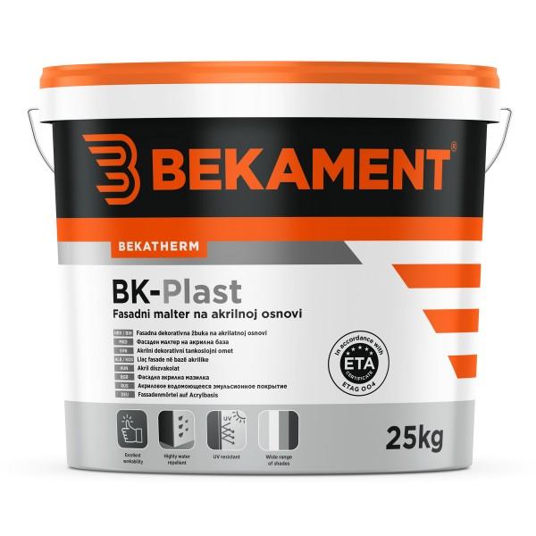 Fasadna omet BK - Plast
