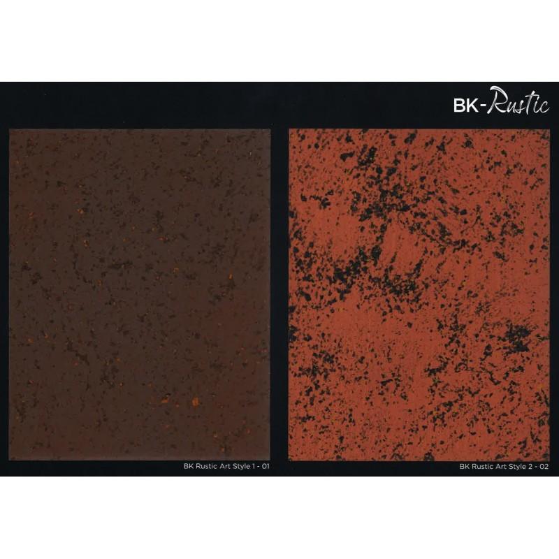 Barvne nianse rustik notranje barve BK - RUSTIC Bekament 2
