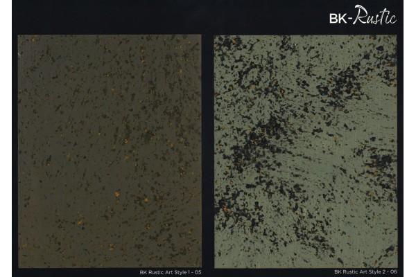 Barvne nianse rustik notranje barve BK - RUSTIC Bekament 4