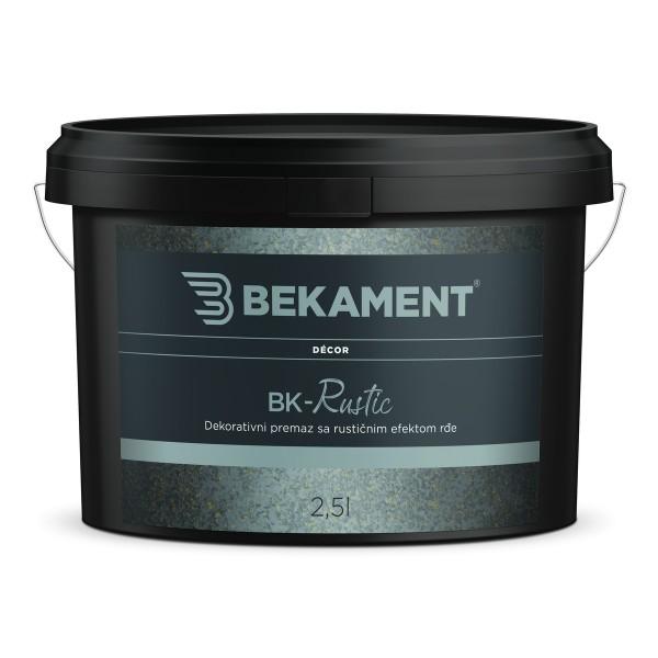 Rustik notranje barve BK - RUSTIC Bekament
