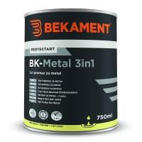 Barve za kovino 3 v 1 BK - METAL Bekament