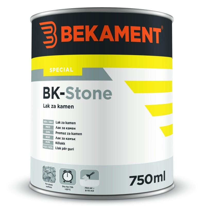 Premaz za kamen BK - STONE Bekament