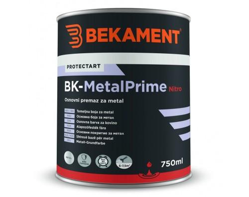 Temeljna barva za kovino BK - METALPRIME NITRO