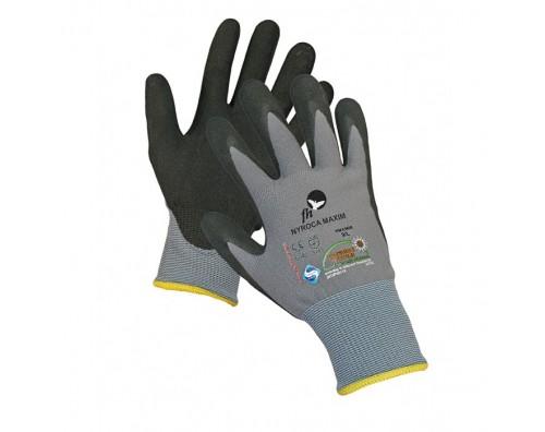 Zaščitne rokavice nitril vsestranske NYROCA MAXIM