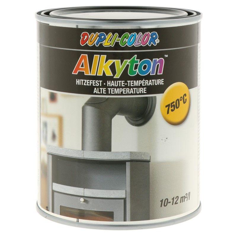 Temperaturno odporna barva ALKYTON 750°C
