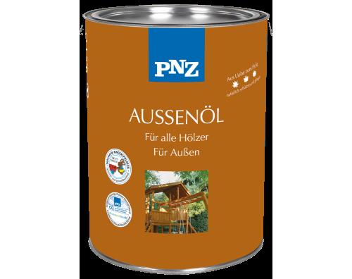 Olje za zaščito lesa zunaj AUSSENÖL PNZ
