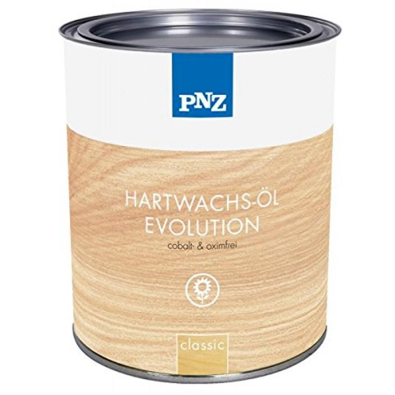 Zaščitno olje za les z voskom Hartwachsol Evolution PNZ