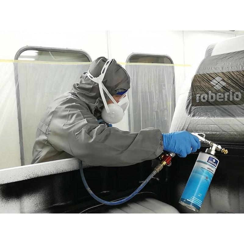 Zaščitni 2K akrilni poliuretanski premaz ROBLINER TRUCK BED LINER 3