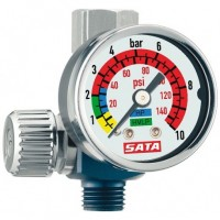 Manometer za lakirne pištole SATA