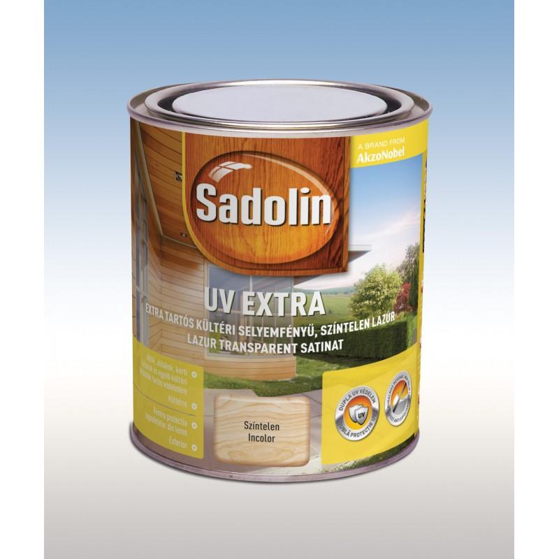 Debeloslojna zaščitna barva za les SADOLIN UV EXTRA
