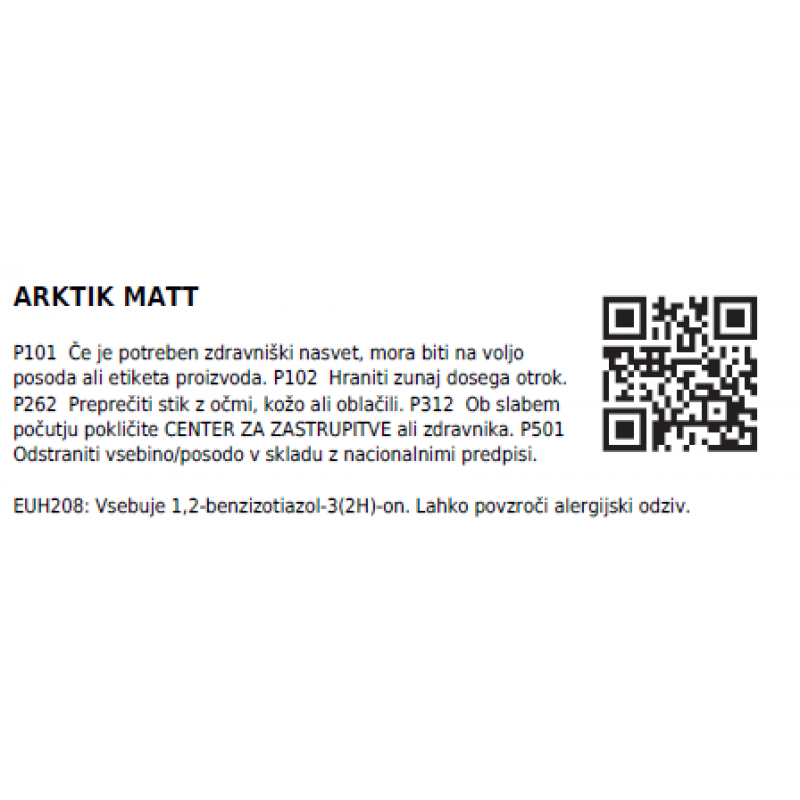 SUPRALUX ARKTIK MATT 23 kg