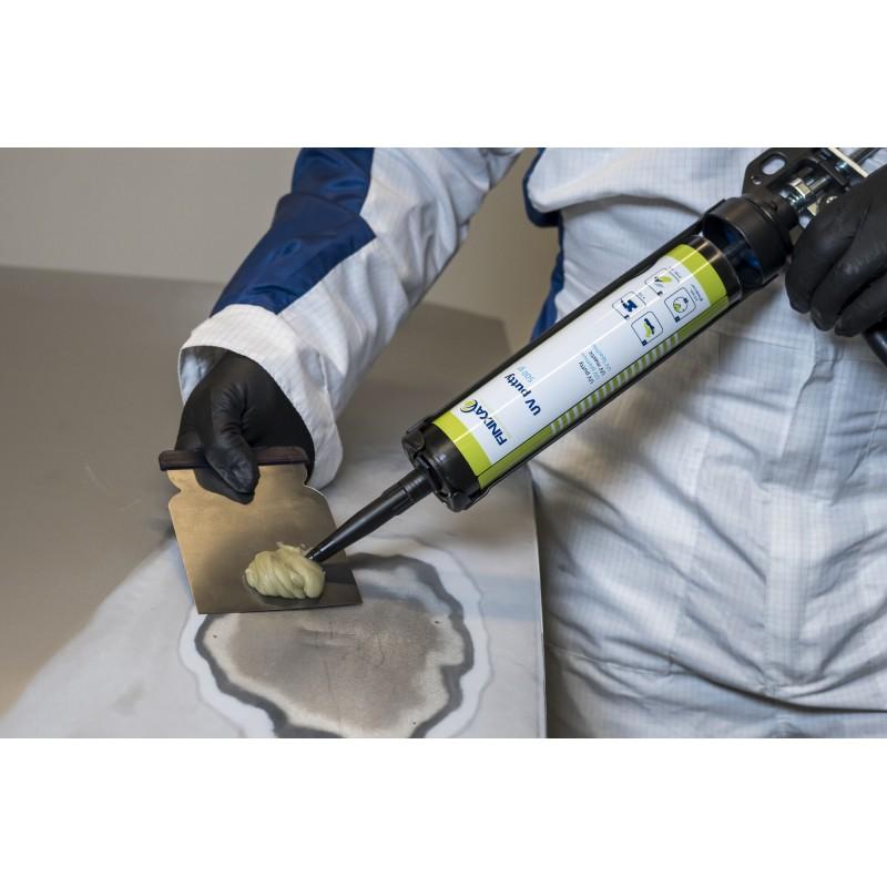 Poliesterski kit UV PUTTY GAP 80 Finixa 2
