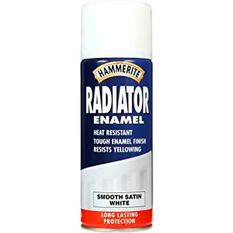 Sprej za radiator Hammerite RADIATOR ENAMEL