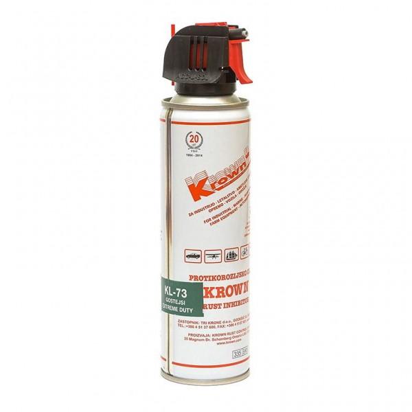 Protikorozijsko olje v spreju KL 73 Krown