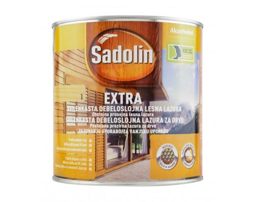 Barva za les SADOLIN EXTRA