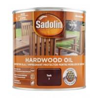 Olje za vrtno pohištvo SADOLIN HARDWOOD OIL