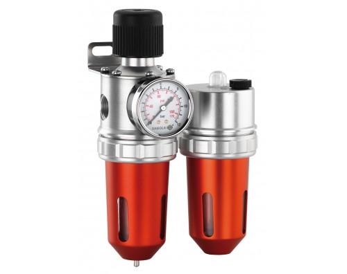 Filter regulator 970 PLUS 1/2'' Sagola