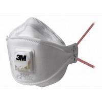 Zaščitna maska FFP3 z ventilom AURA 9332+ 3M