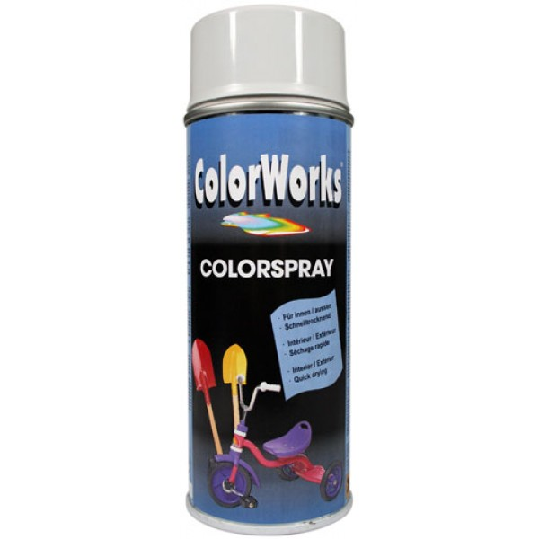 Barve v spreju COLORWORKS RAL Motip