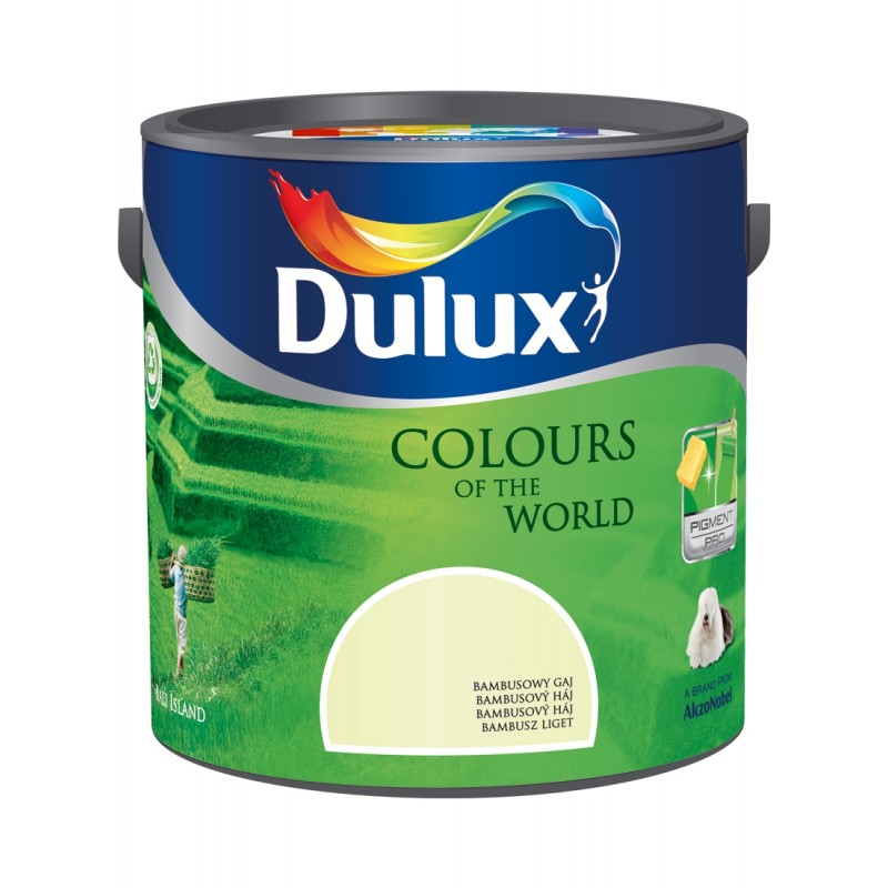 DULUX COLOURS OF THE WORLD COW