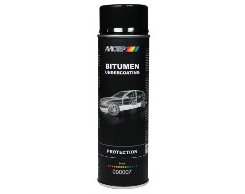 Zaščita podvozja MOTIP Bitumen v spreju