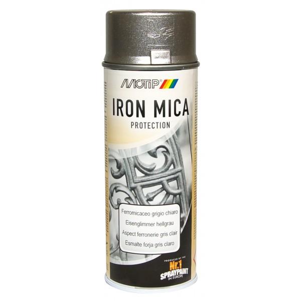 Efekt sprej peskana kovina SPECIAL IRON MICA